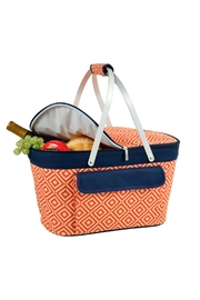 Picnic at Ascot  Collapsible Picnic Tote - Front cropped