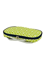 Picnic at Ascot  Collapsible Picnic Tote - Side cropped