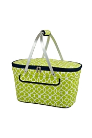 Picnic at Ascot  Collapsible Picnic Tote - Product Mini Image