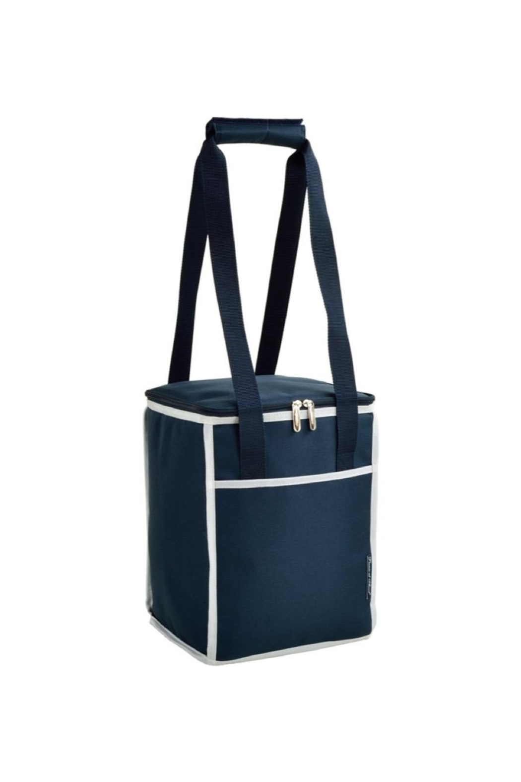 Picnic at Ascot  Collapsible Tall Cooler - Front Cropped Image
