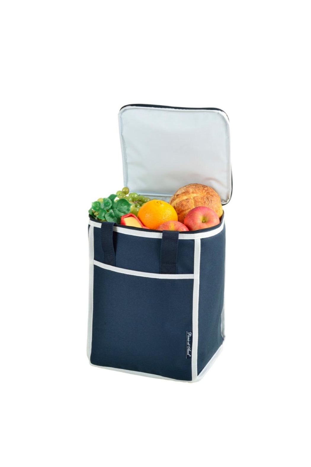 Picnic at Ascot  Collapsible Tall Cooler - Front Full Image