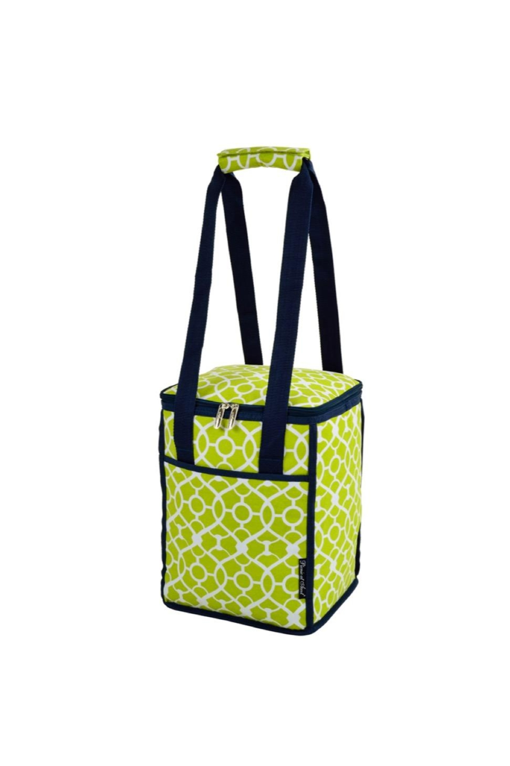 Picnic at Ascot  Collapsible Tall Cooler - Main Image