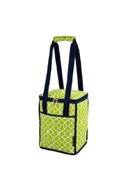 Picnic at Ascot  Collapsible Tall Cooler - Front cropped