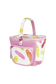 Picnic at Ascot  Flipflop Picnic Cooler - Product Mini Image