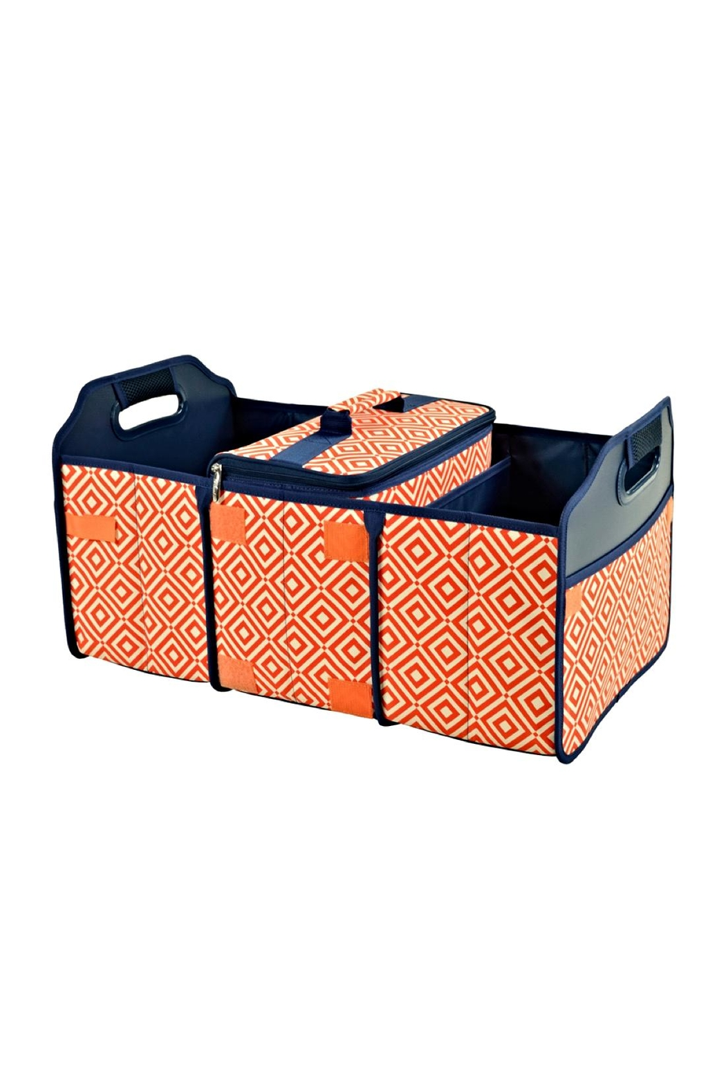 Picnic at Ascot  Folding Trunk Organizer - Main Image