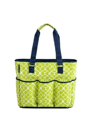 Picnic at Ascot  Insulated Cooler Tote - Front cropped
