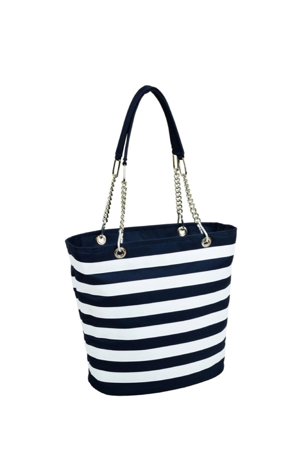 Picnic at Ascot  Insulated Fashion Tote - Front Cropped Image