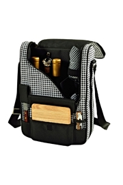 Picnic at Ascot  Insulated Wine Tote - Front cropped