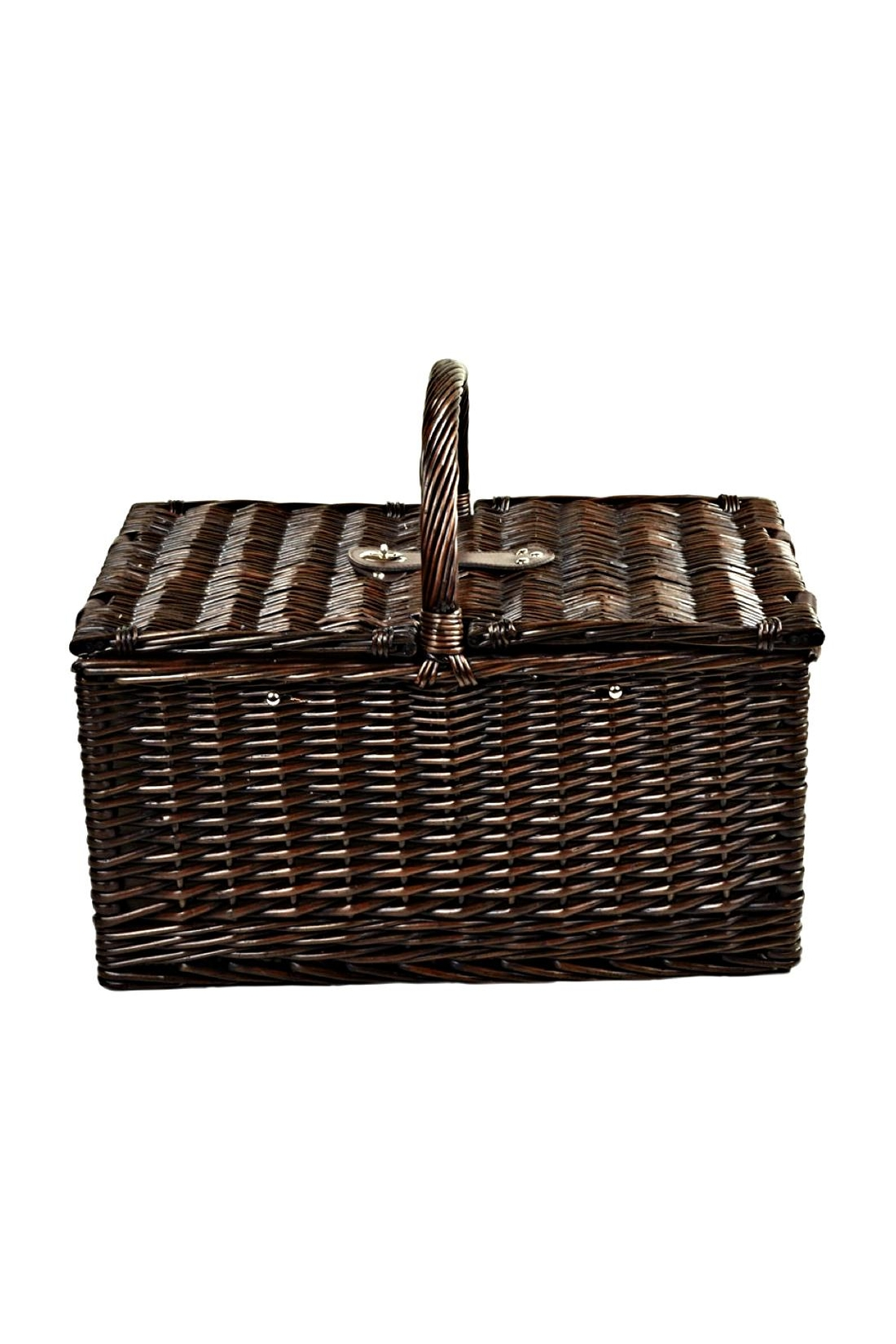 Picnic at Ascot  Large Picnic Basket - Front Full Image