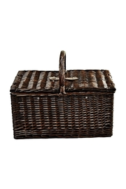 Picnic at Ascot  Large Picnic Basket - Front full body