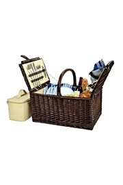 Picnic at Ascot  Large Picnic Basket - Front cropped