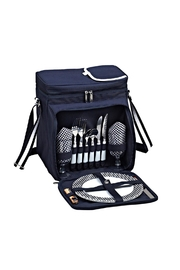 Picnic at Ascot  Picnic Cooler Tote - Product Mini Image