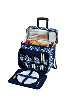 Picnic at Ascot  Rolling Picnic Cooler - Product List Image