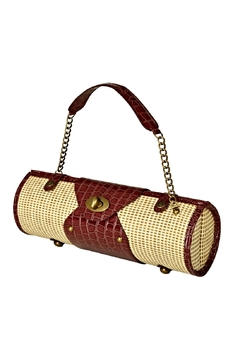 Picnic at Ascot  Emily Wine Bottle Carrier - Product List Image