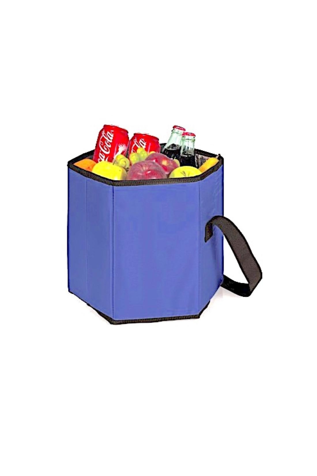 Picnic Time Bongo Cooler Tote - Front Cropped Image