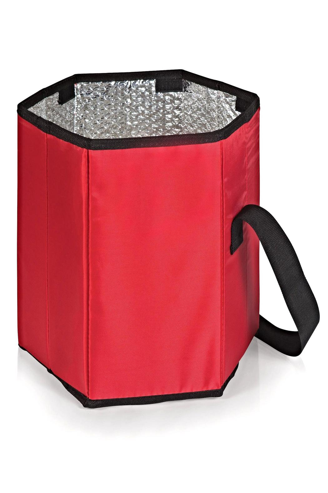 Picnic Time Bongo Cooler Tote - Front Full Image