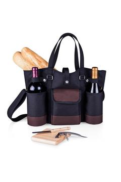 Picnic Time Country Wine Tote - Alternate List Image