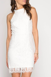 She + Sky Picture Perfect dress - Product Mini Image