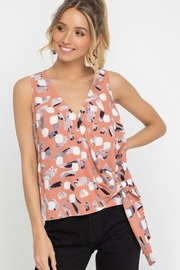 Lush  Picture This Top - Front cropped
