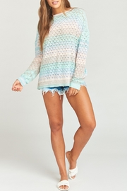 Show Me Your Mumu Pie in the Sky Sweater - Product Mini Image