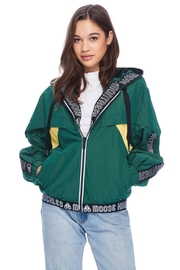 Moose Knuckles  Pie-Ix Jacket - Front cropped