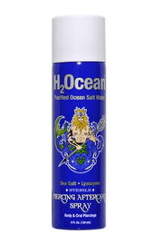 H2Ocean  Piercing Aftercare Spray - Product Mini Image