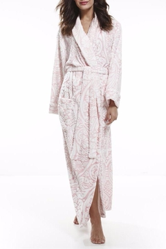 Shoptiques Product: Damask Fleece Gown