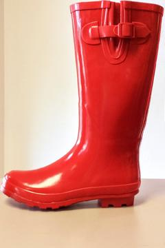 Pierre Dumas Buckled Rain Boots - Product List Image