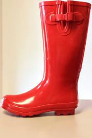 Pierre Dumas Buckled Rain Boots - Product Mini Image