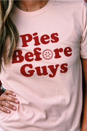 Nellie Mae Pies before guys tee - Product Mini Image