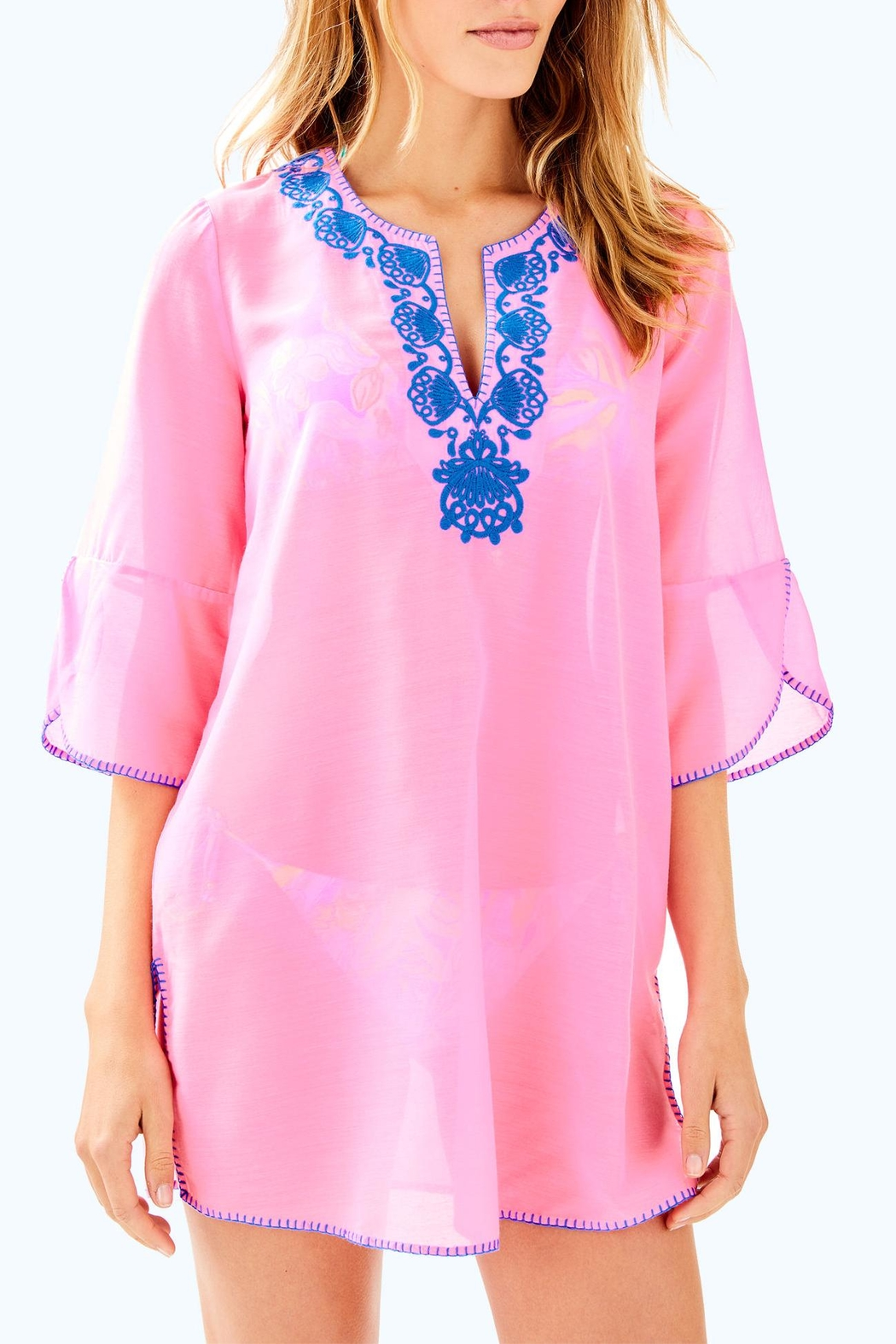 Lilly Pulitzer Piet Cover Up - Main Image