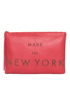 Shoptiques Product: Leather NYC Clutch