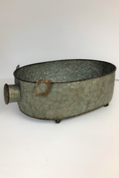 Manual Woodworkers and Weavers Metal Pig Bowl - Product List Image