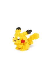 Nanoblock Pikachu Pokemon - Product Mini Image