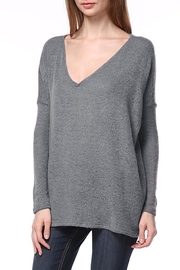 Piko  Rosa V-Neck Sweater - Product Mini Image