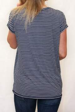 Piko  Stripe Top - Alternate List Image