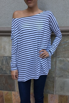 Piko  Striped Long Sleeves - Product List Image