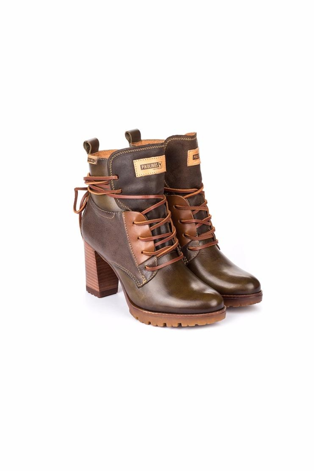 Pikolinos Connelly Ankle Boot - Front Full Image