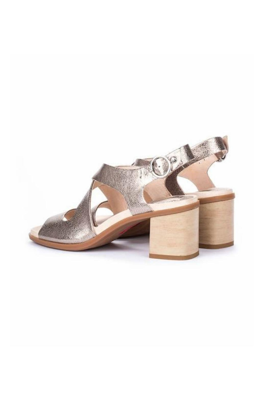 Pikolinos Denia Criss-Cross Sandal - Side Cropped Image