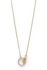 Pilgrim 16k-Gold-Plated Necklace - Product Mini Image