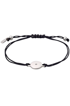 Pilgrim Dainty Silver-Plated Bracelet - Product List Image