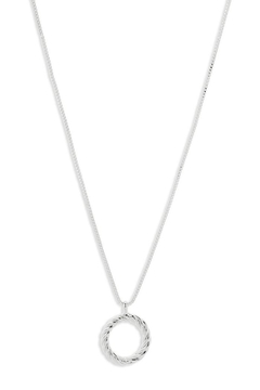 Pilgrim Faith Silver-Plated Necklace - Product List Image