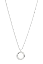 Pilgrim Faith Silver-Plated Necklace - Product Mini Image