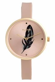 Pilgrim Feather Watch - Front cropped