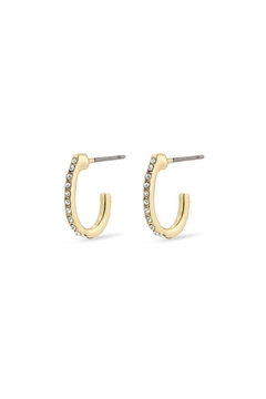 Pilgrim Julia Gold-Plated Earrings - Product List Image