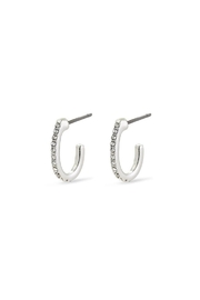 Pilgrim Julie Silver-Plated Earrings - Product Mini Image