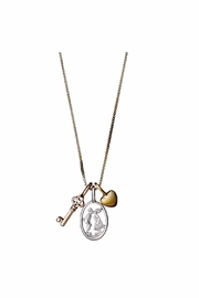 Pilgrim Love Fortune Necklace - Product Mini Image