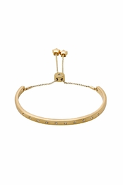 Pilgrim Savannah Gold Bracelet - Product Mini Image