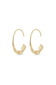 Pilgrim Valkyria Gold Earrings - Product Mini Image