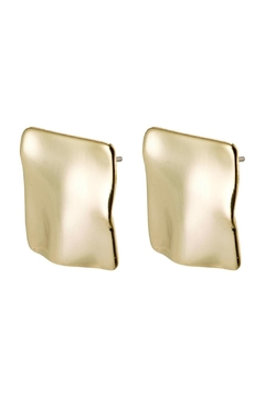 Shoptiques Product: Water Stud Earring